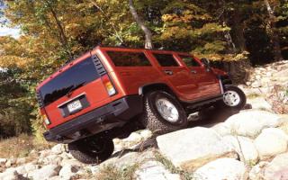 2003-Hummer-H2 / Хаммер-H2 2003г.