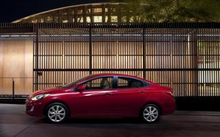 Hyundai Accent Sedan / Хендэ Акцент седан