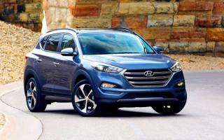 Crossover Hyundai Tucson