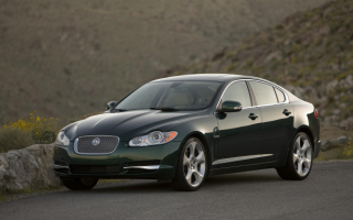 2010-Jaguar-XF Sedan / Ягуар XF 2011г