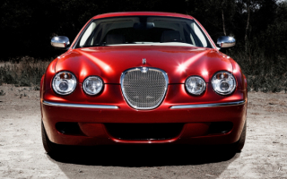 Jaguar S-Type / Ягуар S типа