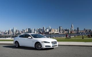 Jaguar XF Diesel 2012 / Ягуар XF дизель 2012