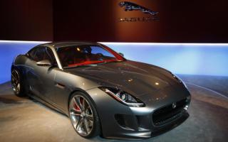 Jaguar CX 16 Concept 2012 / Ягуар СX 16 концепт 2012