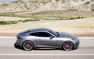 Jaguar CX-16 concept 2011 / Ягуар CX-16 концепт 2011