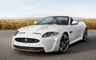 Jaguar XKR-S convertible 2013 / Ягуар XKR-S кабриолет 2013