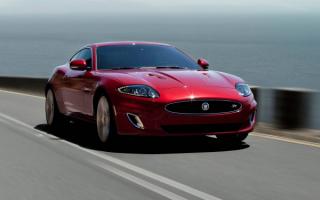 Jaguar XKR 2012 / Ягуар XKR 2012