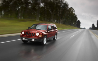 Jeep Patriot new / Джип Патриот 2013
