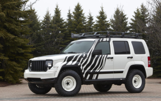 Jeep-Cherokee / Джип Чероки