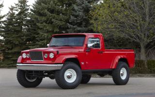 Jeep-J-12 2012 / Джип J-12 2012