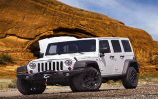 Jeep Wrangler Moab / Джип Вранглер Моаб