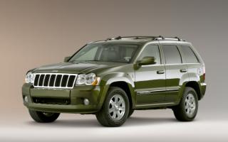 Jeep Grand Cherokee 2010 / Джип Гранд Чероки 2010