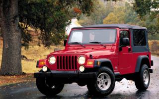 Jeep Wrangler R8 / Джип Вранглер R8