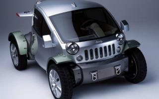 Jeep Treo / Джип Трео