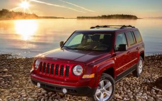 2014 Jeep Patriot / Джип Патриот 2014