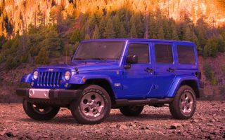 2014 Wrangler Unlimited