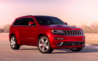 2015 Jeep Grand Cherokee SRT / Джип Гранд Чероки СРТ 2015