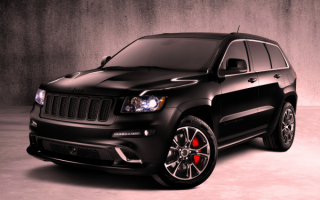 Jeep Grand Cherokee SRT / Джип Гранд Чероки СРТ