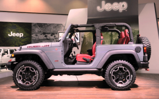 Jeep Wrangler Rubicon 10th / Джип Вранглер Рубикон 10th