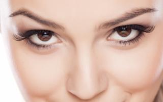 Лукавые глаза