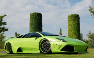 Lamborghini Murcielago / Ламборджини Мурселаго