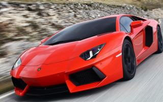 Lamborghini Aventador / Ламборджини Авентадор