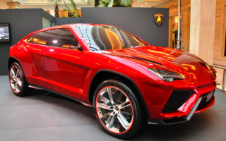 Lamborghini Urus / Ламборджини Урус