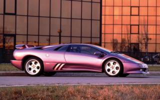 Lamborghini Diablo / Ламборджини Дьявол