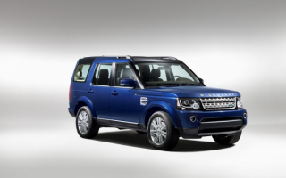 2014 Land Rover Discovery / Лэнд Ровер Дискавери 2014