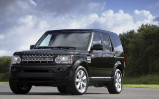 Land Rover Discovery 2013 / Лэнд Ровер Дискавери 2013