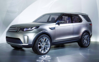 Land Rover Discovery Concept / Лэнд Ровер Дискавери концепт
