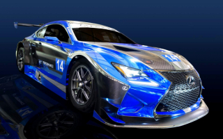 2016 Lexus RCF GT3 F Performance