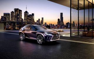 2016 Lexus UX Concept