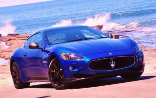 Maserati GranTurismo / Мазерати ГранТуризмо
