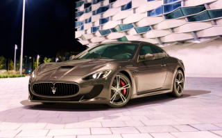 Maserati GranTurismo MC 2013