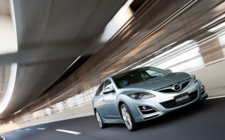 Mazda 6 / Мазда 6
