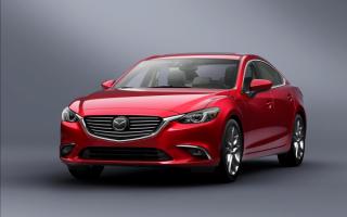 2016 Mazda 6 Sedan