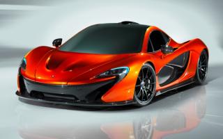 McLaren P1 / Макларен P1
