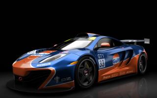 McLaren Sports Car