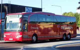 Bus Mercedes-Benc Travego M 16 RHD