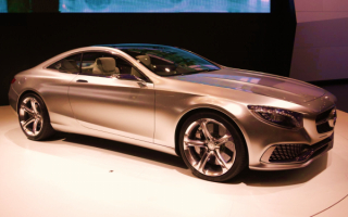 Mercedes-Benz S-Class Coupe / Мерседес Бенц S класса купе
