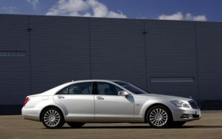 Mercedes-Benz S-Class Sedan / Мерседес-Бенц S класса седан