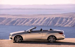 Mercedes-Benz E-Class Cabrio / Мерседес-Бенц Е  класса кабриолет