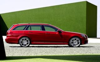 Mercedes-Benz E-Class-Wagon