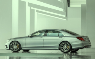 2014 Mercedes-Benz S63 AMG / Мерседес-Бенц S63 AMG