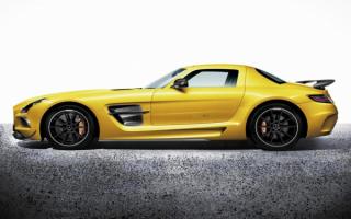 Mercedes-Benz SLS AMG / Мерседес-Бенц SLS AMG