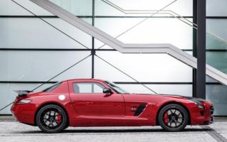 Mercedes-Benz SLS AMG GT / Мерседес-Бенц SLS AMG GT