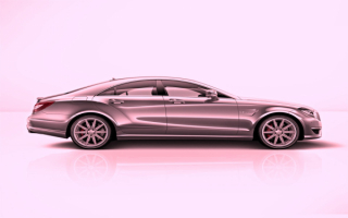 Mercedes-Benz CLS63 AMG / Мерседес-Бенц CLS63 AMG