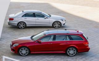 Mercedes-Benz E-Class / Мерседес-Бенц Е-класса