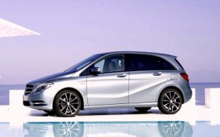 Mercedes-Benz B-Class / Мерседес-Бенц B-класса