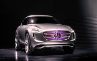 Mercedes-Benz Vision G-Code / Мерседес-Бенц Vision G-Code